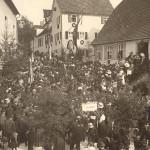 Einweihung des Silcher-Museums am 22.09.1912