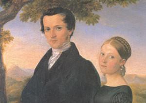 Friedrich_Silcher_mit Frau