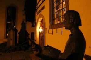 Silcher-Museum im Advent
